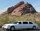 2005, Lincoln Town Car L, Sedan Stretch Limo, Tiffany Coachworks
