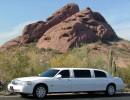 2005, Lincoln Town Car L, Sedan Stretch Limo, Tiffany Coachworks