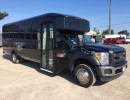 2013, Ford F-550, Mini Bus Shuttle / Tour, ElDorado