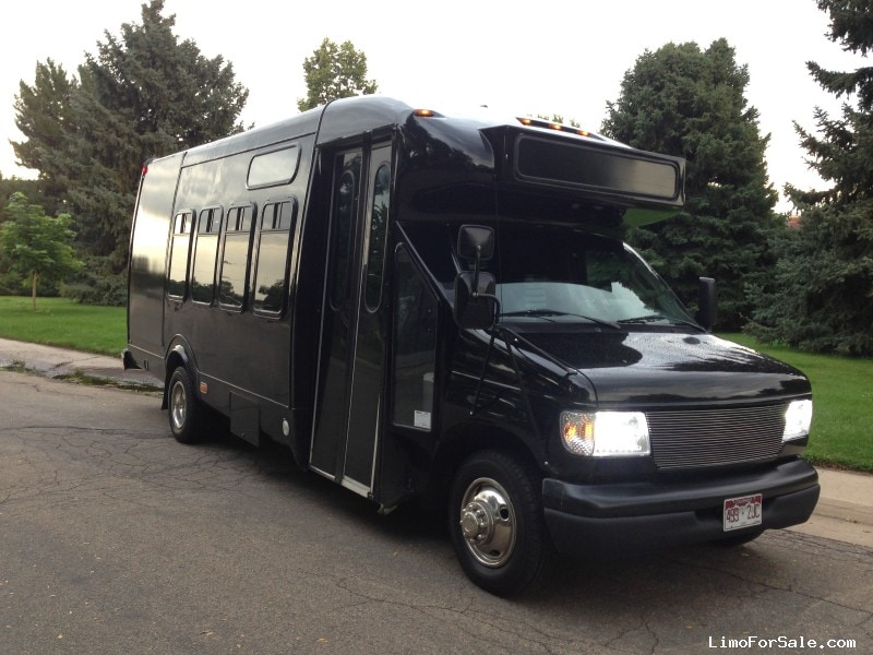 Used 2007 Ford E-450 Mini Bus Limo ABC Companies - Denver, Colorado - $19,000