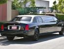 2001, Cadillac De Ville, Sedan Stretch Limo, Krystal