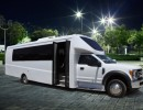2017, Ford F-550, Mini Bus Shuttle / Tour, Berkshire Coach