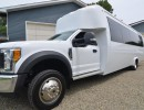 2017, Ford F-550, Mini Bus Limo