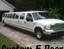 2003, Ford Excursion XLT, SUV Stretch Limo