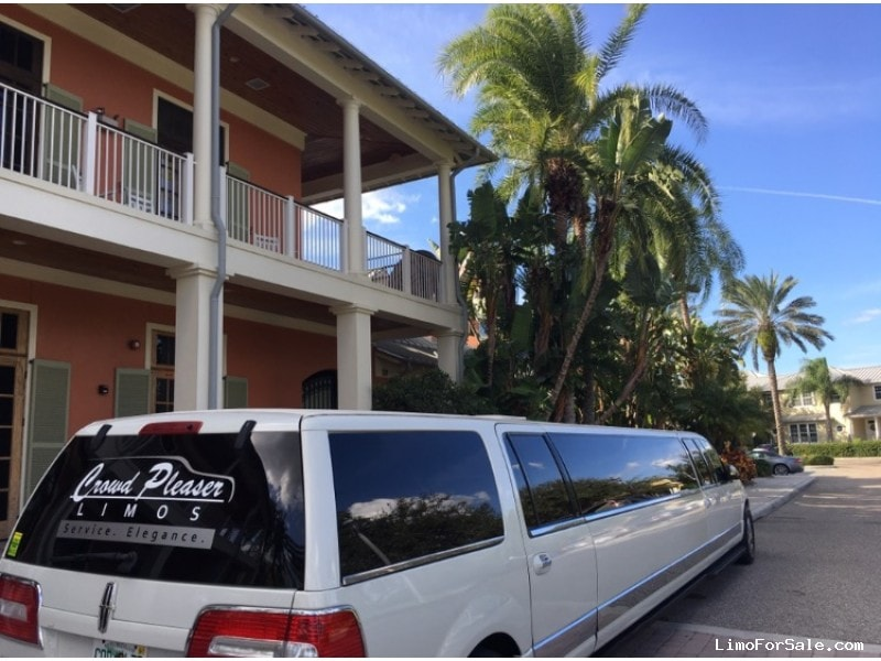 Used 2008 Lincoln Navigator L SUV Stretch Limo Limos by Moonlight - Tampa, Florida - $39,500