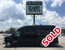 2012, Ford E-350, Mini Bus Shuttle / Tour, Turtle Top