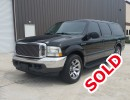 2003, Ford Excursion XLT, SUV Limo, California Coach
