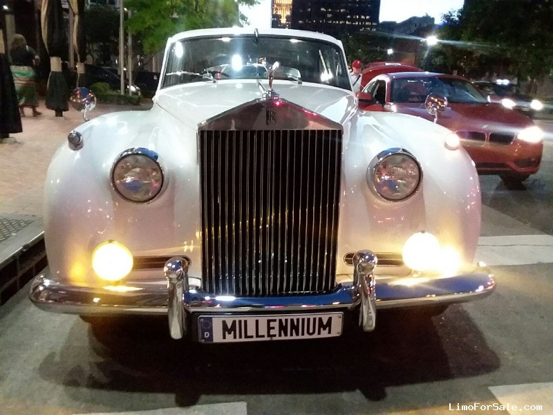 Used 1962 Rolls-Royce Silver Cloud Antique Classic Limo  - Chalmette, Louisiana - $88,500