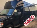 Used 2016 Ford E-450 Mini Bus Limo Tiffany Coachworks - Chalmette, Louisiana - $89,995