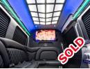 New 2016 Mercedes-Benz Sprinter Van Limo First Class Customs - Mornganville, New Jersey    - $87,900