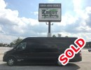 2014, Mercedes-Benz Sprinter, Mini Bus Limo, First Class Customs