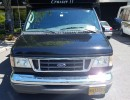 2003, Ford E-450, Mini Bus Limo, Executive Coach Builders