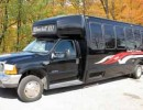 2000, Ford F-550, Mini Bus Limo