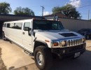 Used 2007 Hummer H2 SUV Stretch Limo Executive Coach Builders - $18,900