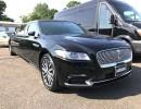 2017, Lincoln Continental, Sedan Stretch Limo, Quality Coachworks