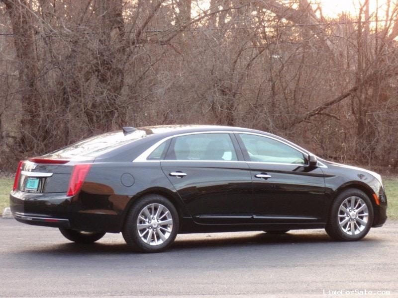 New 2017 Cadillac Xts L Sedan Limo Lehmann Peterson Ramsey Minnesota 46 995