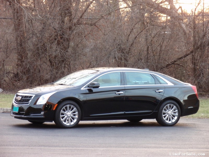 New 2017 Cadillac Xts L Sedan Limo Lehmann Peterson Ramsey Minnesota 52 640