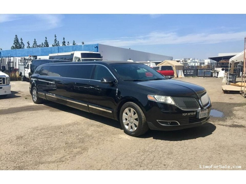 Used 2013 Lincoln MKT Sedan Stretch Limo Tiffany Coachworks - Santa Fe Springs, California - $27,999