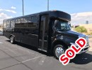 2012, International 3400, Mini Bus Limo, Turtle Top