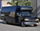 2003, Ford E-450, Mini Bus Limo, Krystal
