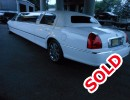 Used 2004 Lincoln Town Car Sedan Stretch Limo Tiffany Coachworks - Hillside, New Jersey    - $11,000