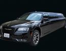 2017, Chrysler 300, Sedan Stretch Limo, Classic Custom Coach