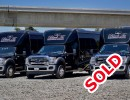 2014, Ford F-450, Mini Bus Shuttle / Tour, Grech Motors