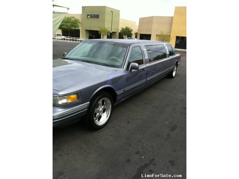 Used 1997 Lincoln Town Car Sedan Stretch Limo Royale Henderson