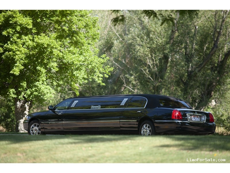 Used 2008 Lincoln Town Car Sedan Stretch Limo Krystal - Salt Lake City, Utah - $15,900