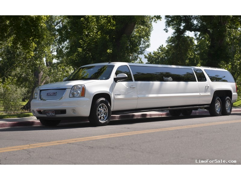 Used 2007 GMC Yukon XL SUV Stretch Limo Krystal - Salt Lake City, Utah - $41,500