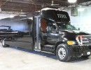 Used 2014 Ford F-750 Mini Bus Shuttle / Tour Tiffany Coachworks - Des Plaines, Illinois - $87,900
