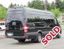 Used 2016 Mercedes-Benz Sprinter Van Limo Grech Motors - Federal Way, Washington - $83,300