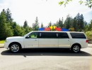 2011, Lincoln Navigator L, SUV Stretch Limo