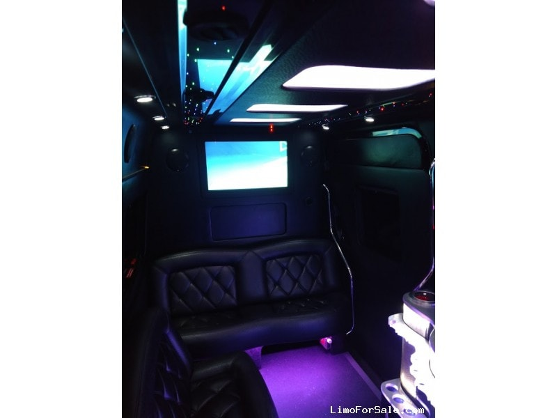 Used 2013 Mercedes-Benz Sprinter Van Limo  - denver, Colorado - $43,000