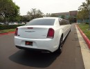2018, Chrysler 300, Sedan Stretch Limo, Limos by Moonlight