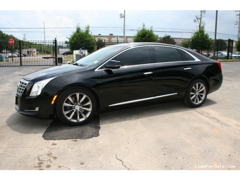 used 2013 cadillac xts sedan limo collierville tennessee 10 995 limo for sale. Black Bedroom Furniture Sets. Home Design Ideas