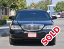 Used 2007 Lincoln Town Car Sedan Stretch Limo Executive Coach Builders - Fontana, California - $19,995