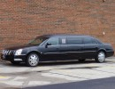 2011, Cadillac DTS, Funeral Limo, Federal