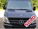 Used 2007 Mercedes-Benz Sprinter Van Limo Midwest Automotive Designs - Livonia, Michigan - $39,999