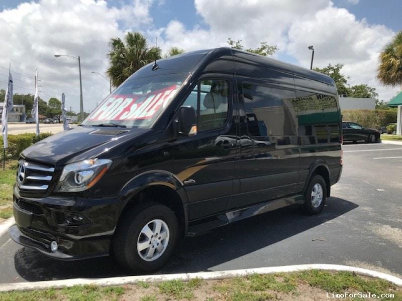 New 2017 Mercedes-Benz Sprinter Mini Bus Shuttle / Tour Midwest Automotive Designs - Ft. Lauderdale, Florida - $113,995