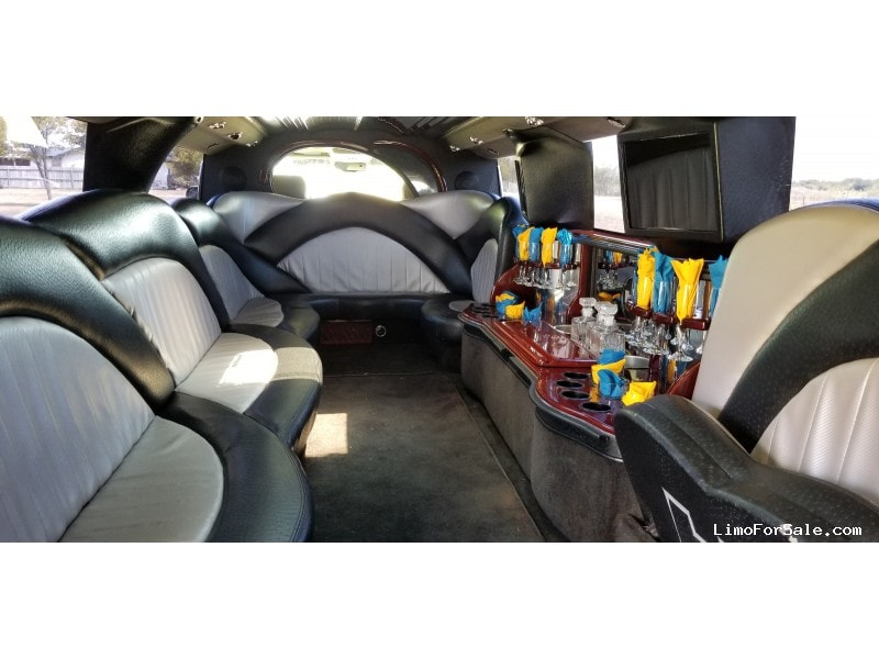 Used 2007 Hummer H2 SUV Stretch Limo Executive Coach Builders - Lorena, Texas - $29,900
