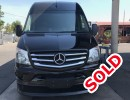 Used 2016 Mercedes-Benz Sprinter Van Limo Grech Motors - Riverside, California - $78,900