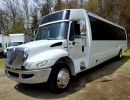 2008, International 3200, Motorcoach Shuttle / Tour, Krystal