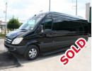 2013, Mercedes-Benz Sprinter, Van Shuttle / Tour, First Class Customs