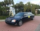2001, Cadillac De Ville, Sedan Stretch Limo, OEM