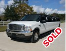 2004, Ford Excursion, SUV Stretch Limo, LCW
