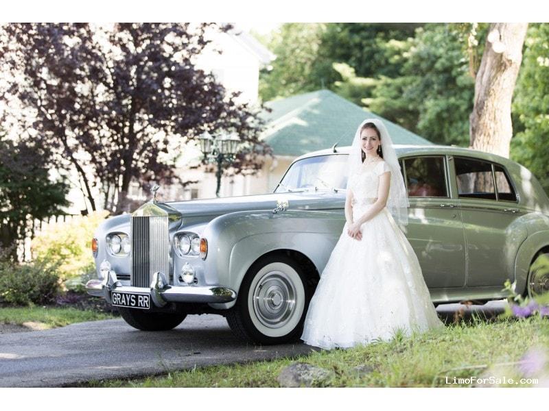 Used 1963 Rolls-Royce Silver Cloud Antique Classic Limo OEM - boylston, Massachusetts - $57,000