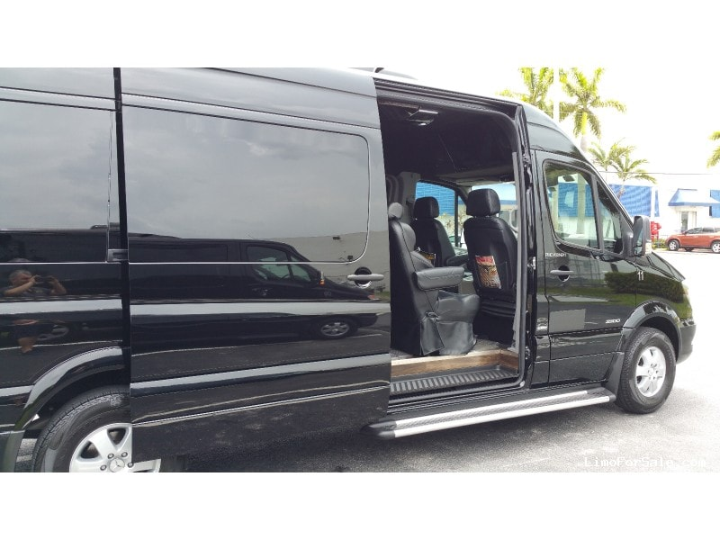 Used 2014 Mercedes-Benz Sprinter Van Shuttle / Tour  - MIAMI, Florida - $54,000
