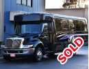 2008, International 3200, Mini Bus Limo, Signature Limousine Manufacturing