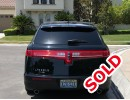 2014, Lincoln MKT, SUV Stretch Limo